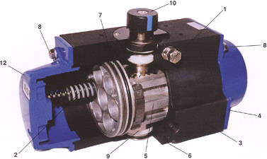 electric cylinder actuator hobby